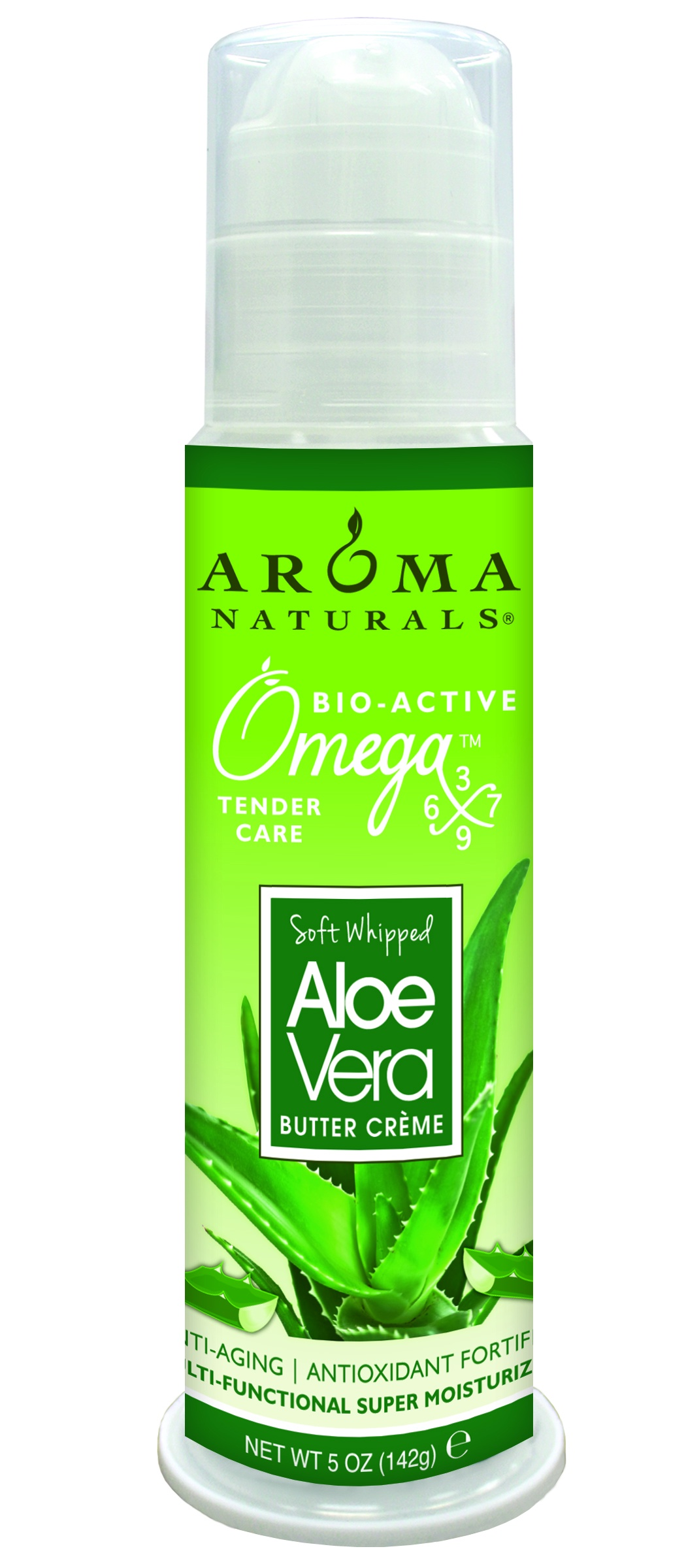 Aroma Naturals Супер увлажняющий крем с маслом алоэ, 142 г крем amazing aroma naturals