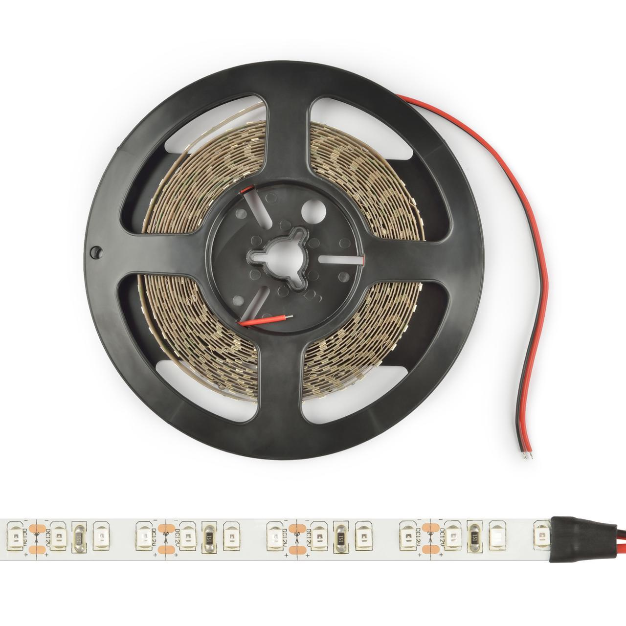 Фото - Светодиодная лента Uniel ULS-M14-2835-168LED/m-10mm-IP20-DC12V-14W/m-5M-6500K PROFI 5m led strip light set dc12v