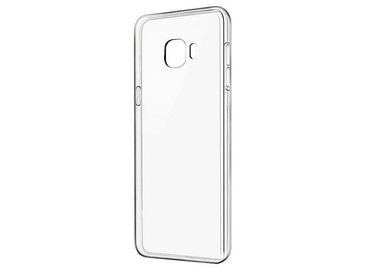 Чехол Samsung Galaxy J4 2018 силиконовый прозрачный от LuxCase