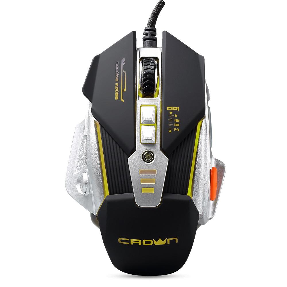 лучшая цена Мышь CROWN Gaming CMG-01