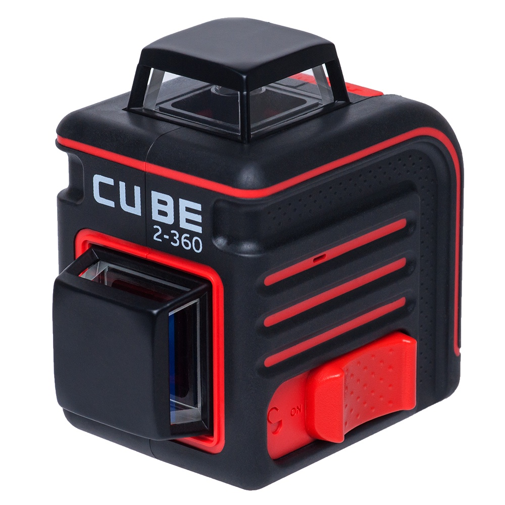 Уровень лазерный автоматический ADA Cube 2-360 Home Edition (А00448) ada cube home edition