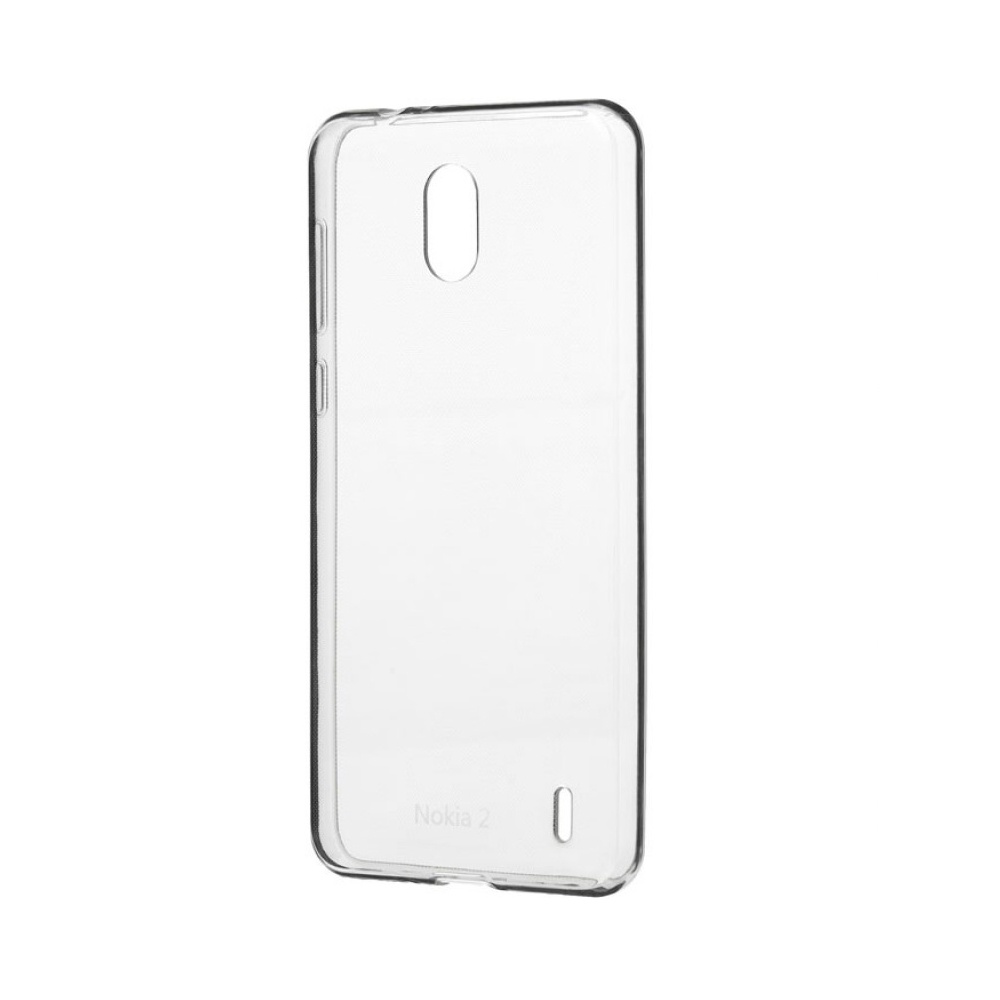 Чехол Nokia 2.1 силиконовый прозрачный от LuxCase