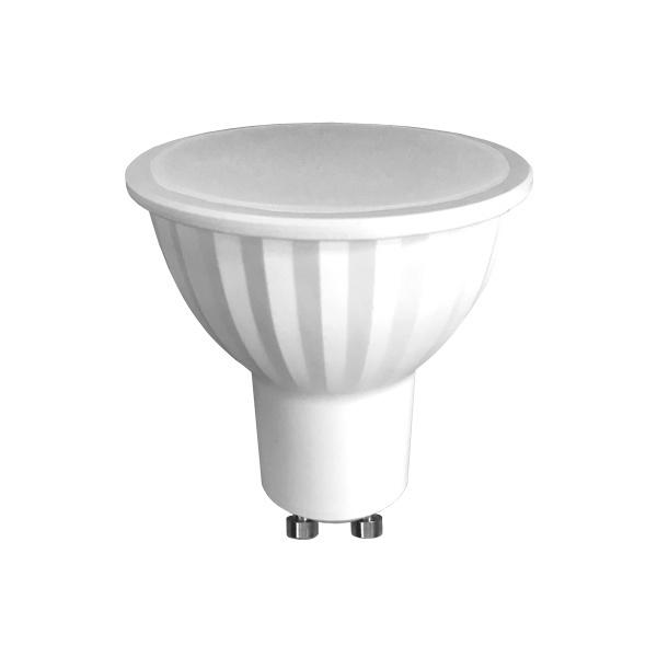 Лампочка Sweko 42LED-PAR16-5W-230-4000K-GU10, 10 штук, Холодный свет 5 Вт, Светодиодная