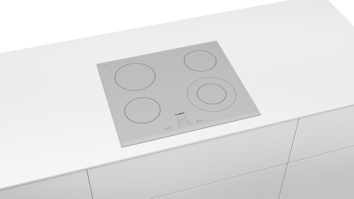 Варочная панель Bosch PKF652BB1E, белый Bosch