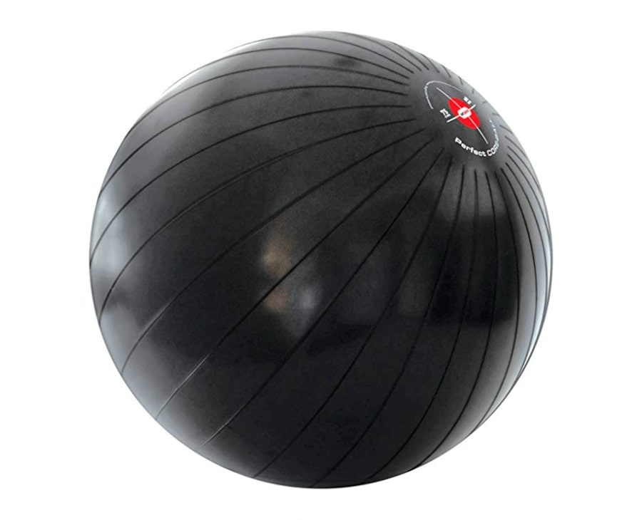 Гимнастический мяч (фитбол) Perfect Fitness Perfect Core-Ball 75cm dezent th dark 7x16 5x120 d65 1 et45 black polished