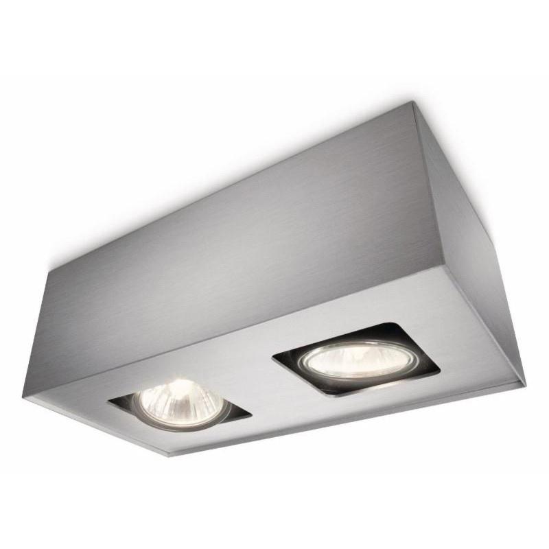 Потолочный светильник Philips 56232/48/16, GU10, 50 Вт спот 53090 48 16 philips