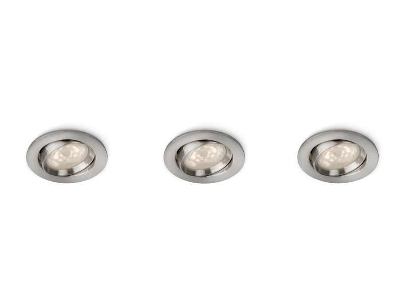 Встраиваемый светильник Philips Ellipse, LED, 3 Вт стоимость