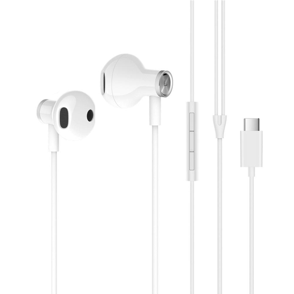 где купить Наушники Xiaomi Mi Dual Driver Earphones (Type-C) (White) по лучшей цене