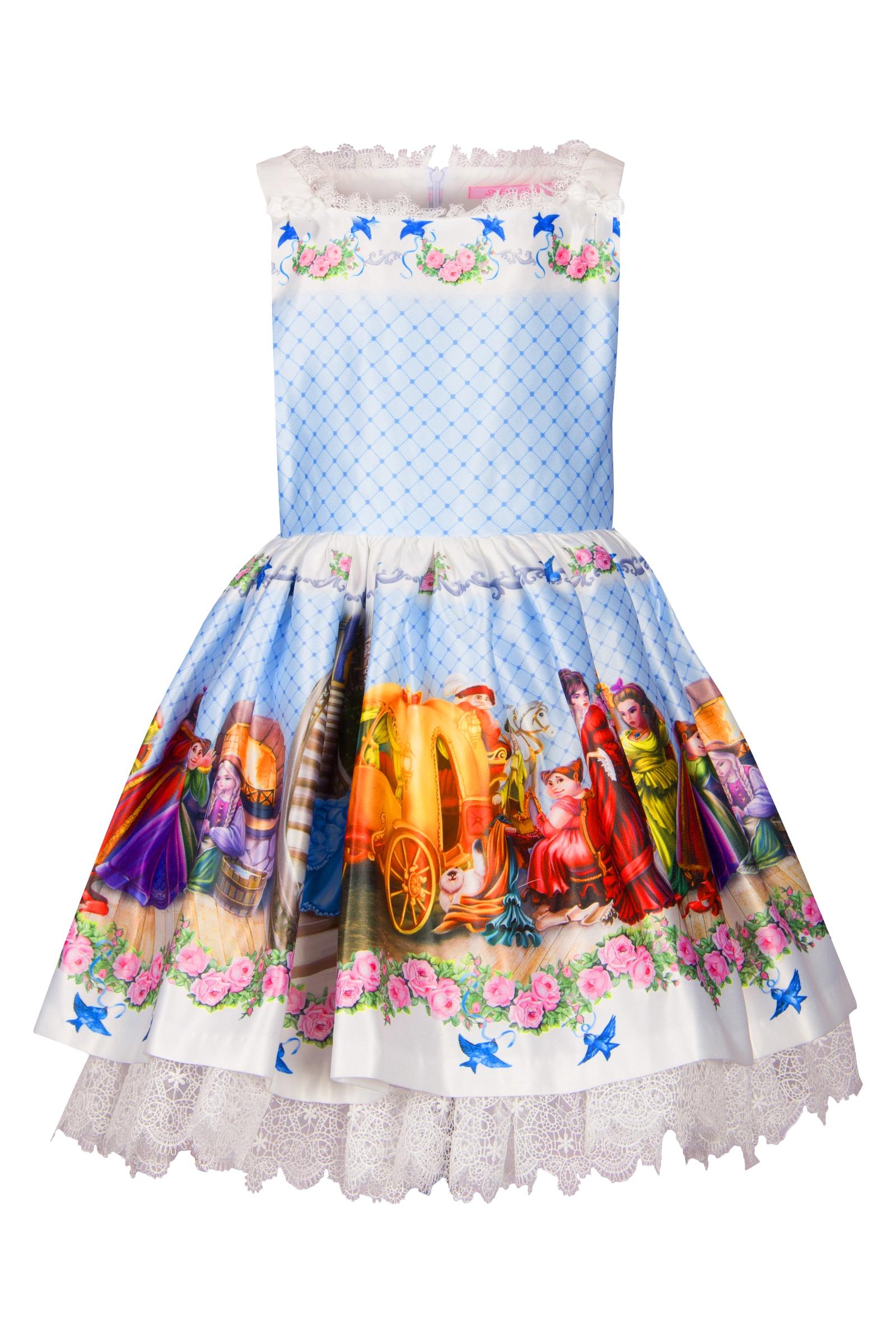 Платье Stilnyashka  2000000373126, ПЛ-13208-110 Золушка