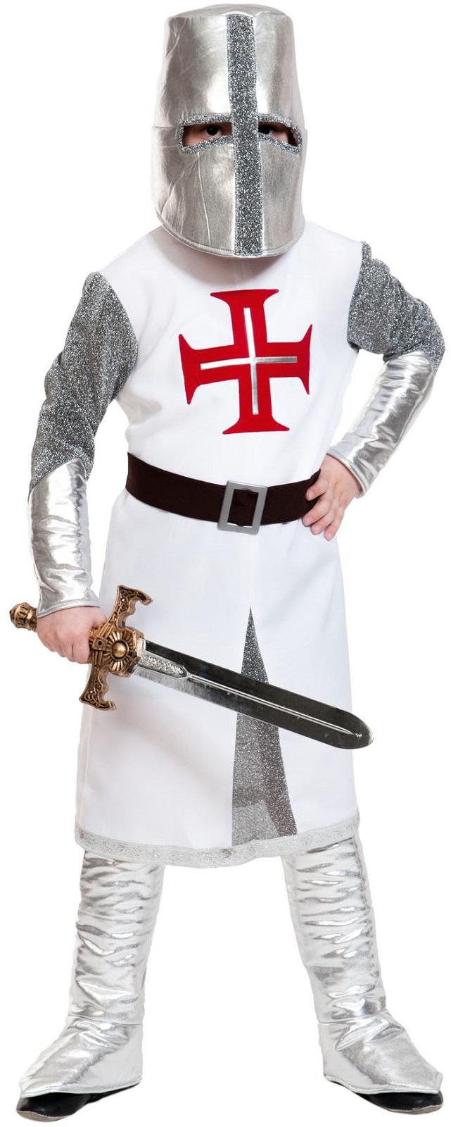 Карнавалофф Карнавальный костюм Рыцарь Крестоносец