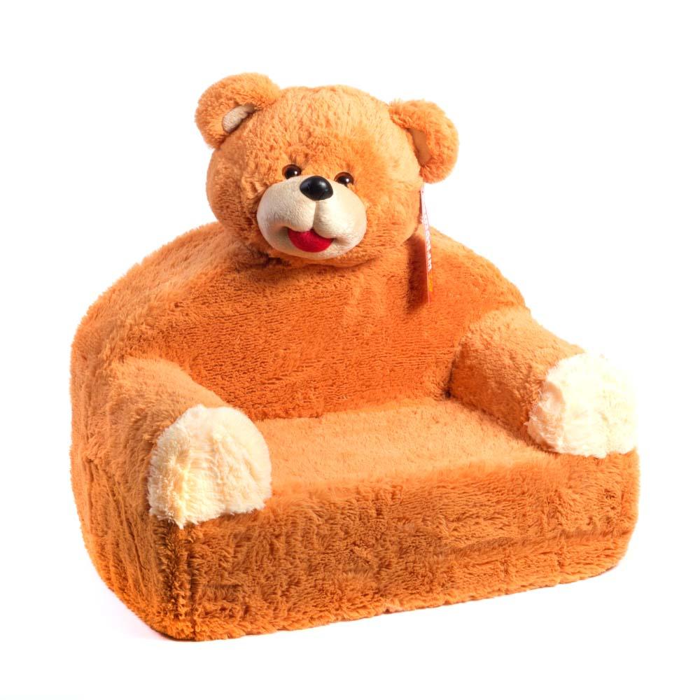Детское кресло Медведь Нижегородская игрушка См-142-5М