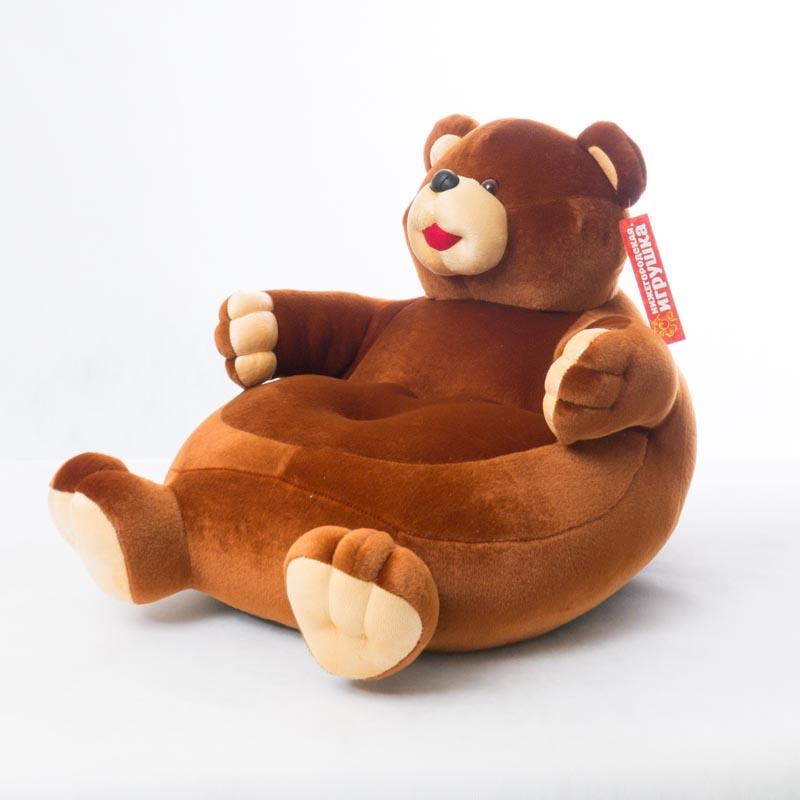 Детское кресло Медвежонок Нижегородская игрушка См-182-М-4