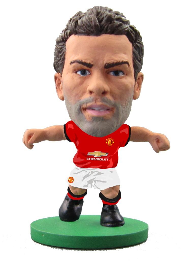 цена на Фигурка Soccerstarz футболиста ФК Манчестер Юнайтед Man Utd Juan Mata Home V-2018, 404142
