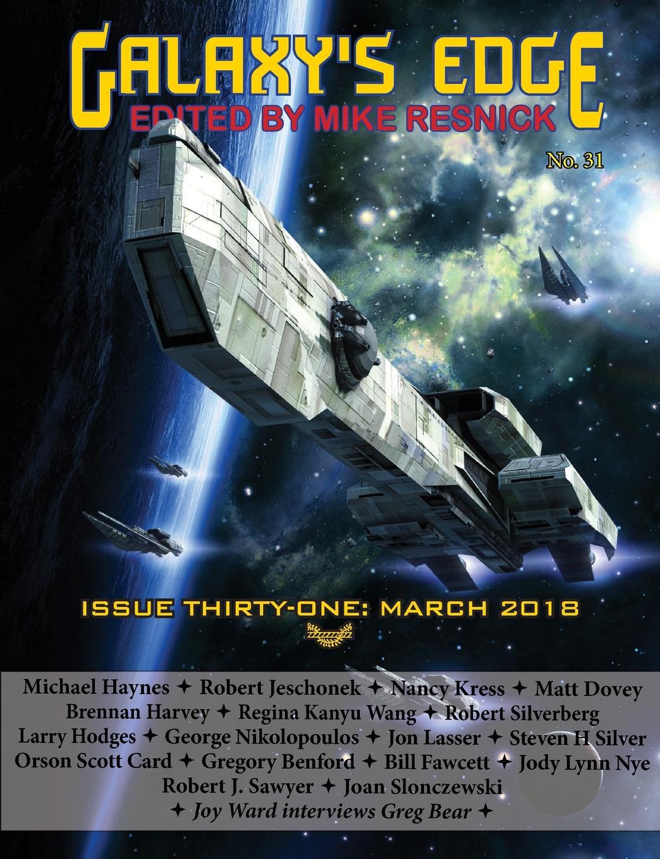 Orson Scott Card, Robert Silverberg, Nancy Kress Galaxy's Edge Magazine. Issue 31, March 2018 jody lynn nye a circle of celebrations the complete edition