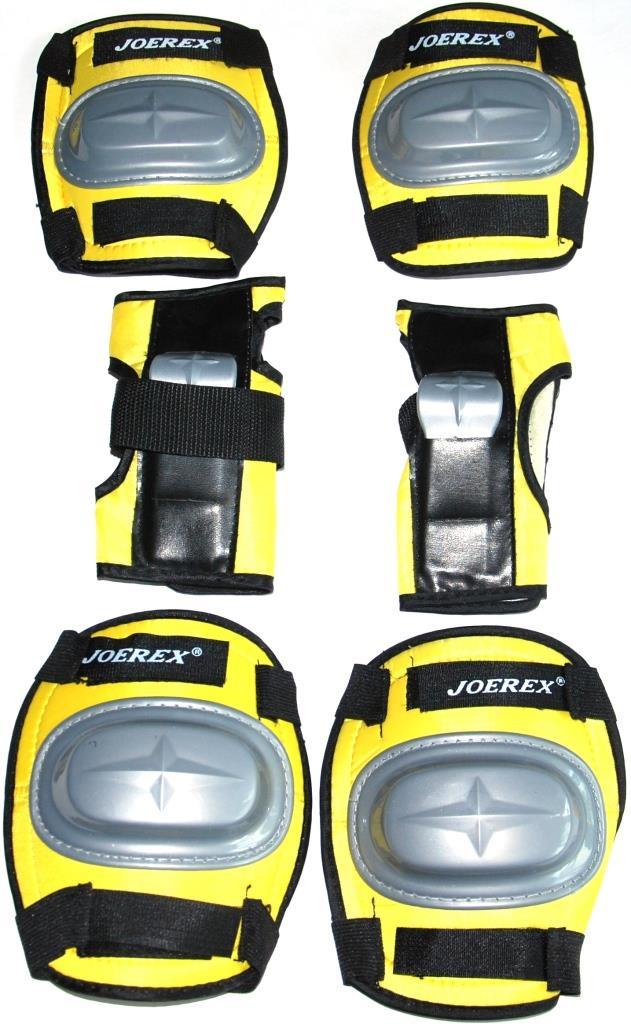 Защита детская для катания роликовых коньках и скейтбордах JOEREX PR0894