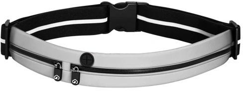Спортивный пояс-чехол Xiaomi Mijia sports invisible pockets double mouth chain (grey)