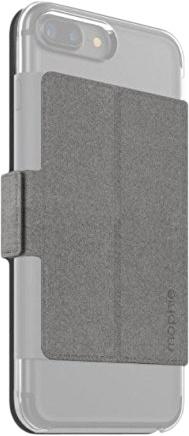 Накладка Mophie Hold Force Folio для чехла Mophie Base Case для iPhone 7 Plus. серый цены
