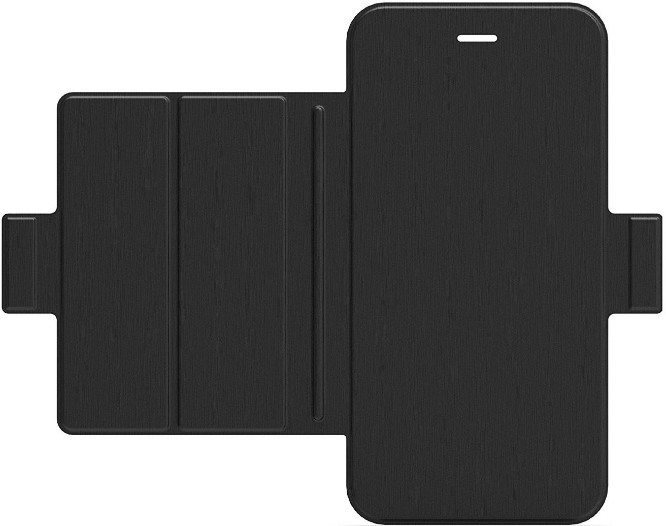 Накладка Mophie Hold Force Folio для чехла Mophie Base Case для iPhone 7. черный цены