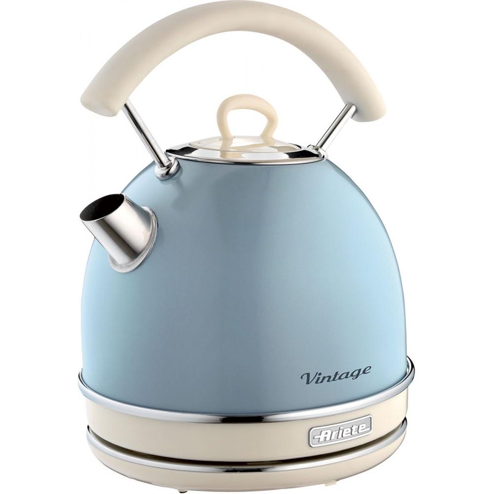 Чайник ARIETE Vintage 2877/05, голубой