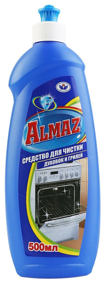 Средство для чистки духовок и грилей 500 млНБТ-Сибирь НБТС-Almaz026 цена и фото