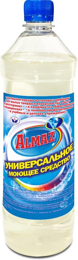 Универсальное моющее средство 1000 мл НБТ-Сибирь НБТС-Almaz035 универсальное моющее средство для поверхностей 1л