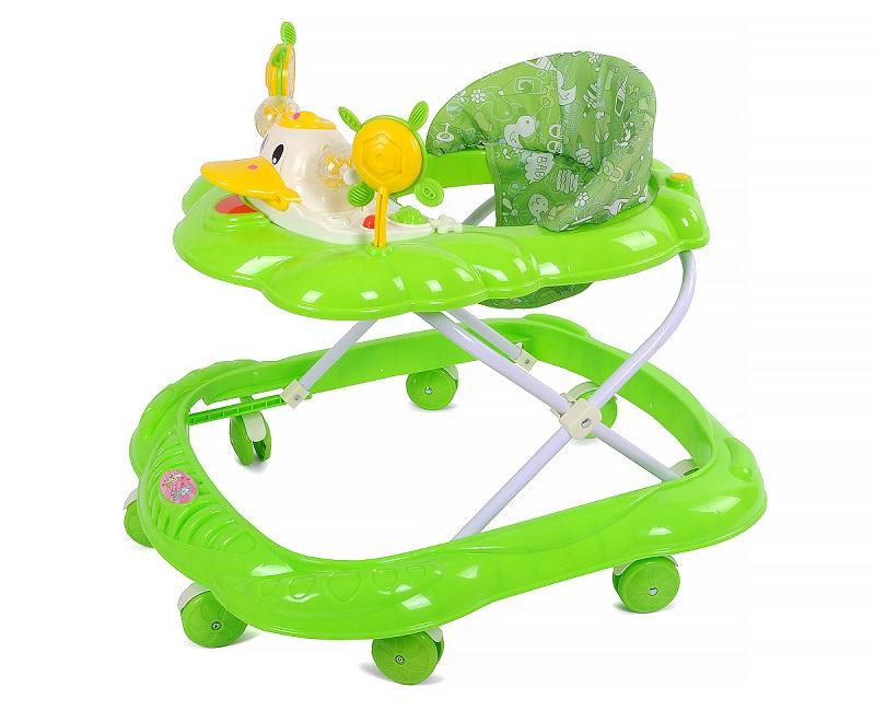 Ходунки детские зеленые IT104894 детские ходунки