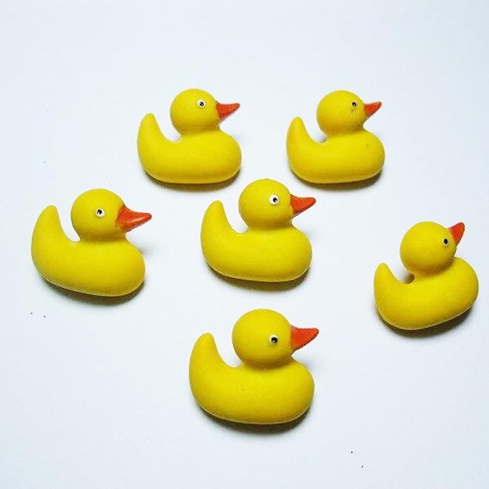Пуговицы Jesse James - Button fun Rubber Ducks.