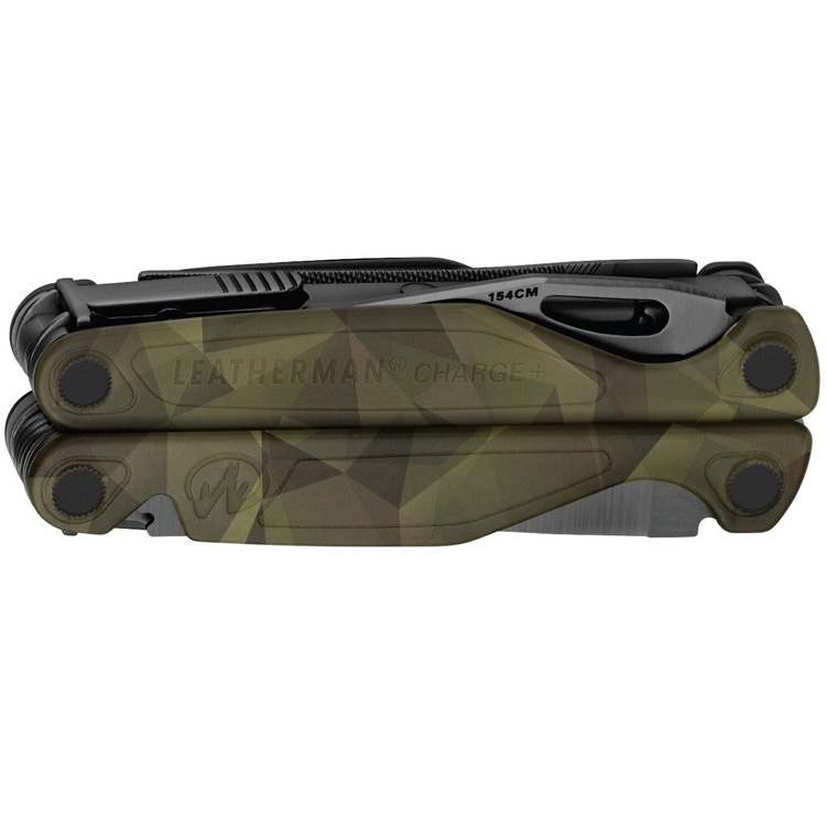 Мультитул Leatherman Charge Plus - Camo (832710) мультитул leatherman rebar black 831563