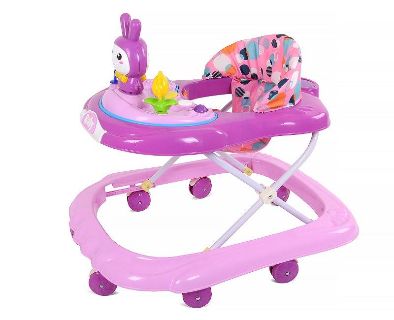 Ходунки детские фиолетовые IT104896 детские ходунки
