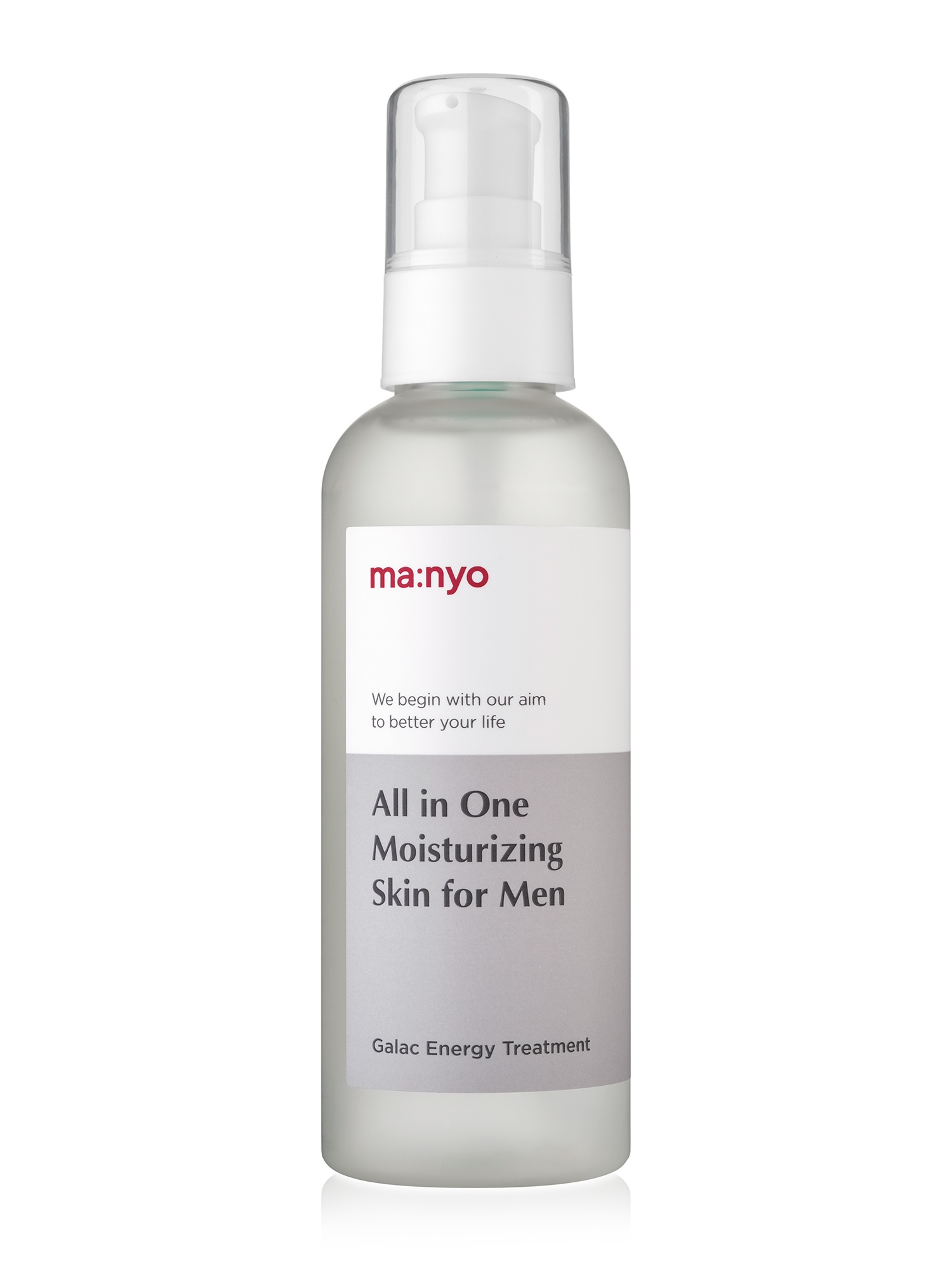 Увлажняющий тоник для мужчин Manyo Galac for men all in one moisturizing skin, 150 ml