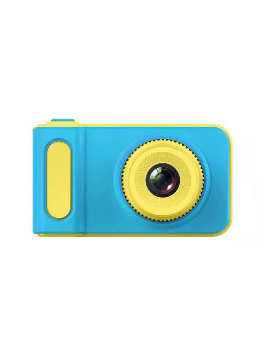 Фотоаппарат детский L.A.G. DC-G19, цвет голубой, желтый
