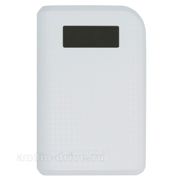 Внешний аккумулятор 10000мАч Remax Proda Power Box PPL-11 - Белый