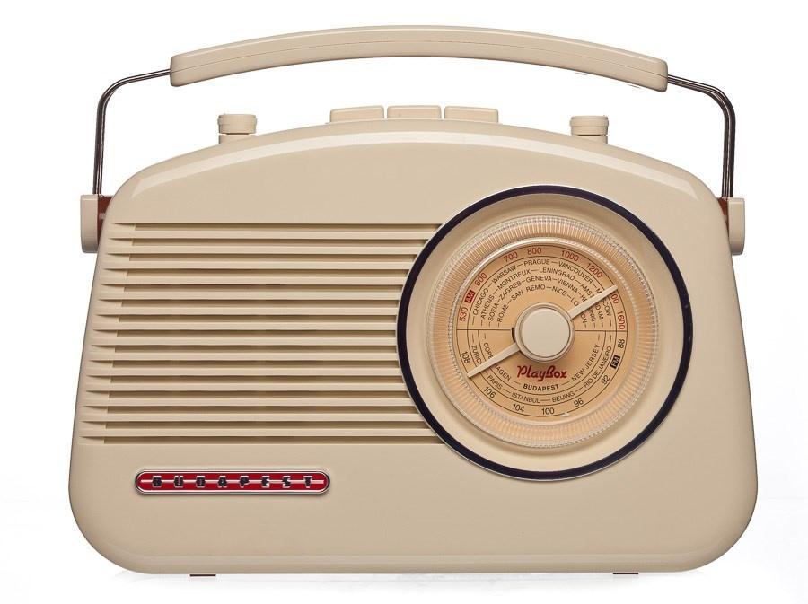 Радиоприемник Playbox Budapest