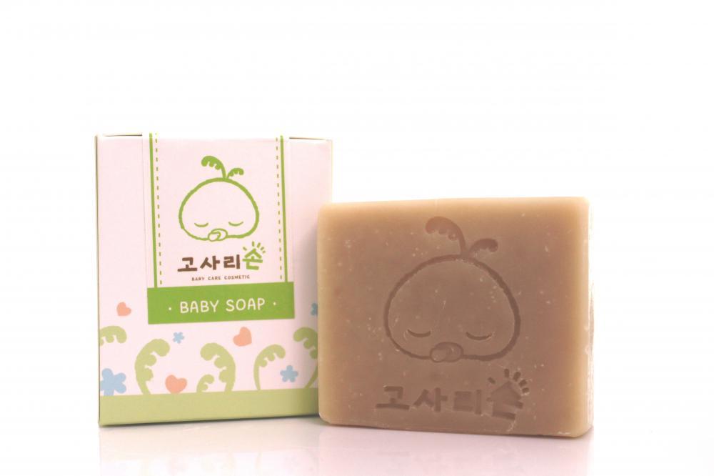 Gosarison натуральное детское мыло 100 г