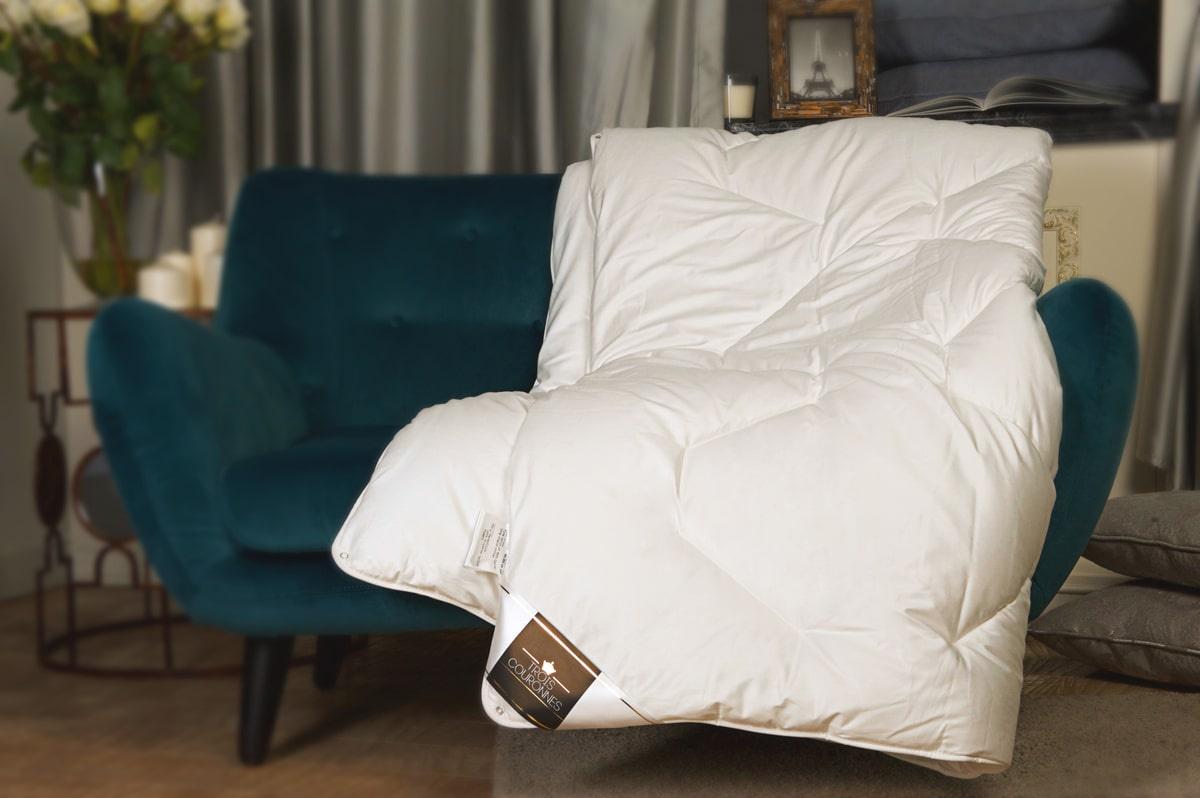 Одеяло Trois Couronnes Lotus 200х220 одеяло натуральное 320 г м² 70% пуха обработка против клещей