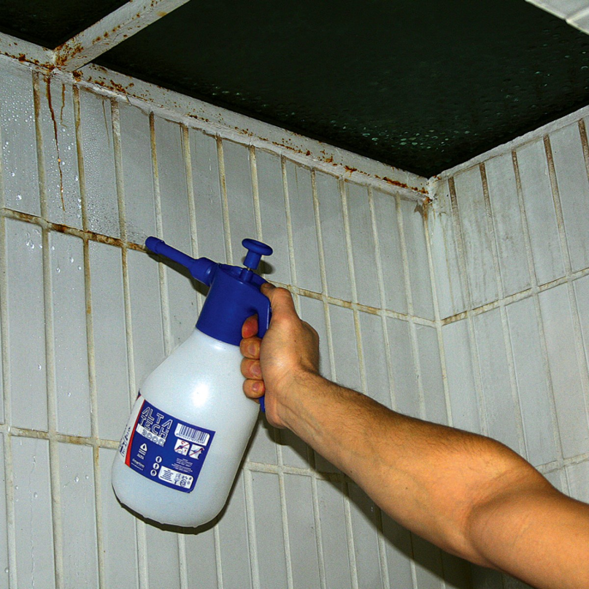 Купить Распылитель кислот, масел и других агрессивных жидкостей Di Martino Alta 1500 Viton на XWAP.SU
