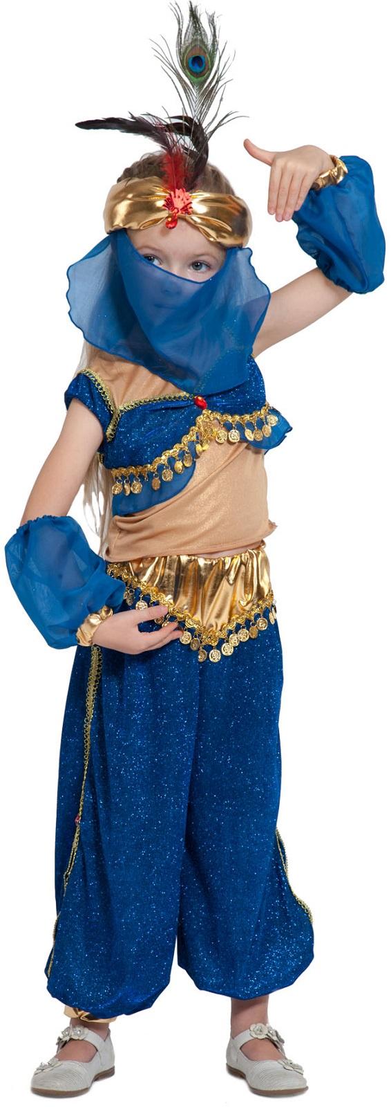 цена Карнавалофф Карнавальный костюм Шахерезада онлайн в 2017 году