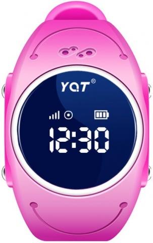 Детские GPS часы Nuobi Q520S (Розовый) детские часы с gps wonlex gw700s красные