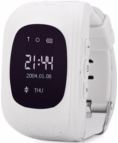 Детские GPS часы Nuobi Q50 (Белый)