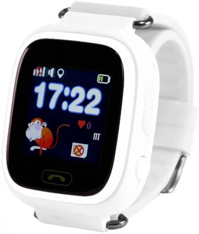 Детские GPS часы Nuobi Q90 (Белый) детские часы с gps wonlex gw700s красные