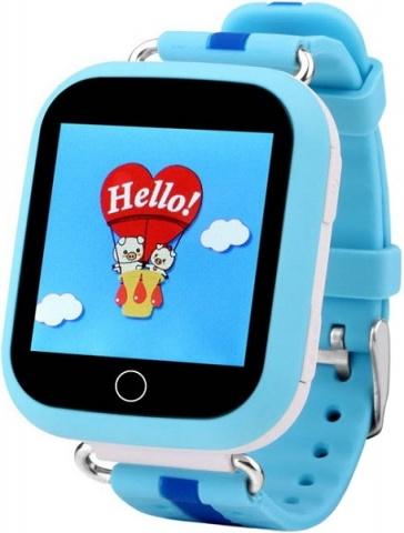 Детские GPS часы Nuobi Q750 (Голубой) детские часы с gps wonlex gw700s красные