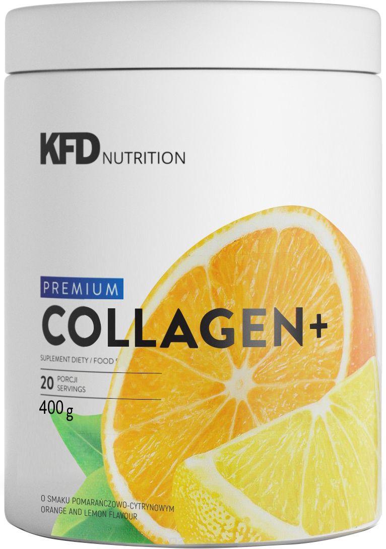Препарат для суставов и связок KFD Nutrition Collagen Plus 400 гр гиалуроновая кислота 150 мг 30 капсул эвалар