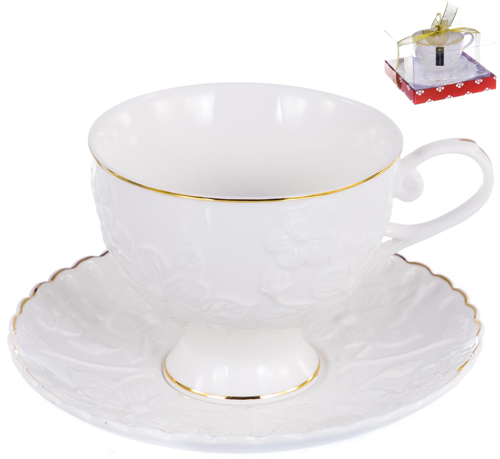 Набор чайный ГРАЦИЯ серия ГАЛИЯ , подарочная упаковка PVC, ТМ Balsford, артикул 101-30040