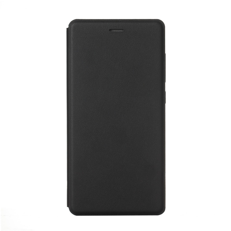 Фирменный чехол-книжка для Xiaomi Mi4 (черный) наушники для мобильных телефонов xiaomi 2 2 ii mi3 mi4 xiaomi hongmi xiaomi piston earphone 2