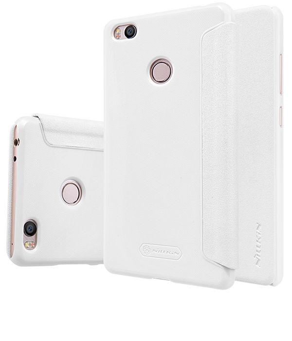 Чехол-книжка Nillkin для Xiaomi Mi4s (белая) цена 2017