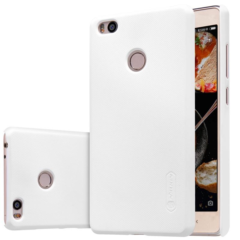 Чехол NILLKIN Frosted для Xiaomi Mi4S (белый) цена 2017