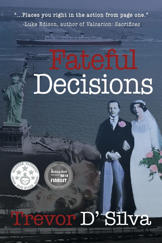 Trevor D'Silva Fateful Decisions dear santa love rachel rosens