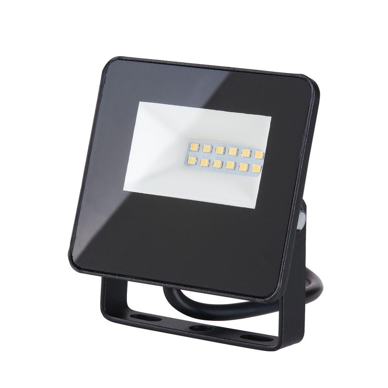 Прожектор Elektrostandard 4690389126819, 10 Вт elektrostandart прожектор прожектор с датчиком 003 fl led 30w 6500k ip44