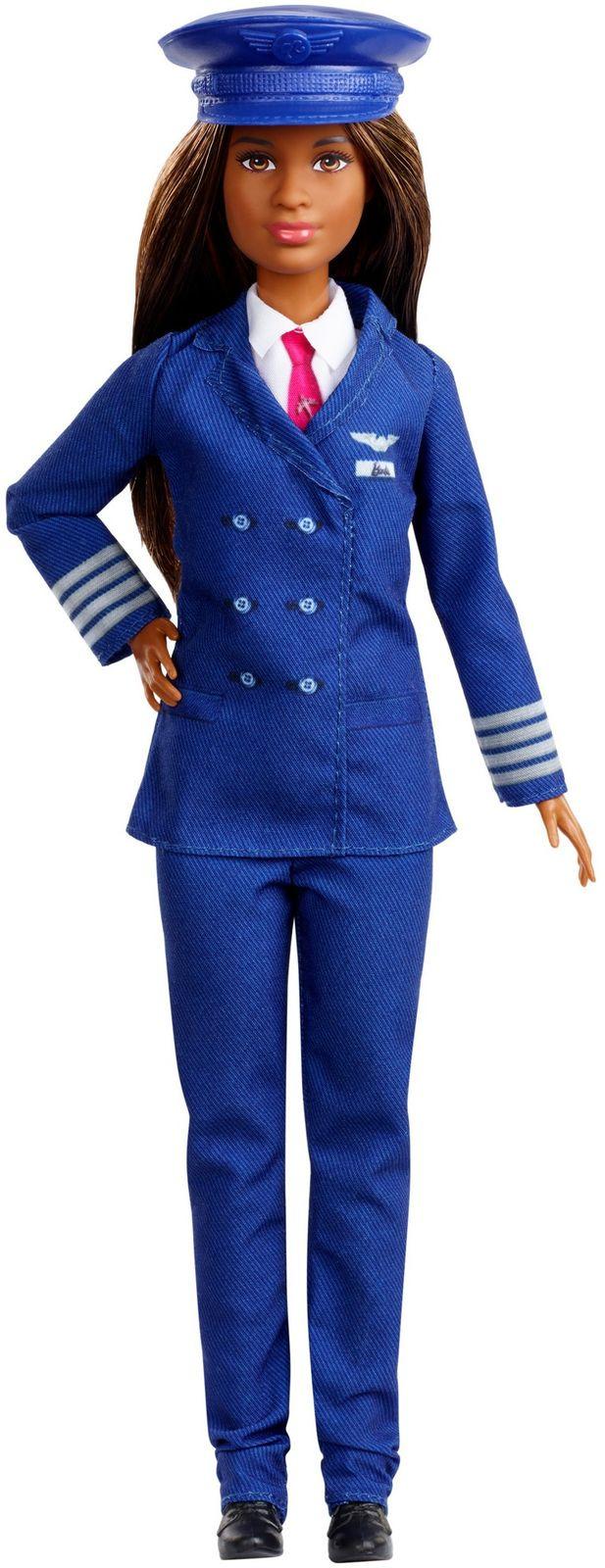 Кукла Barbie Кем быть? Пилот, к 60-летию, GFX23_GFX25