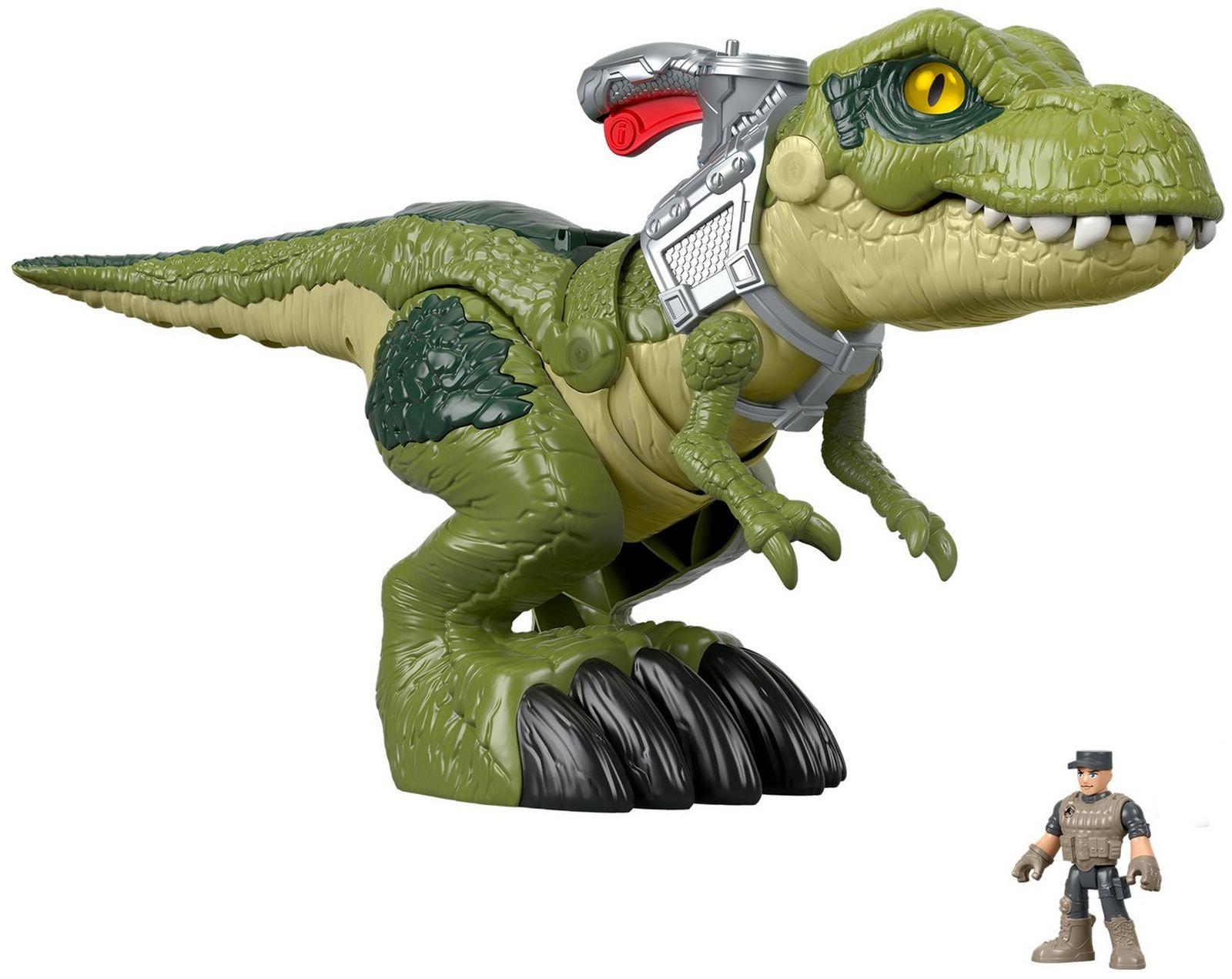 Фигурка Imaginext Большой динозавр Ти-Рекс, GBN14